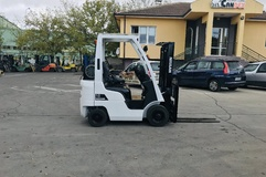 NISSAN/UNICARRIERS, Газ