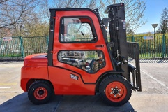 EP Forklift, Дизел